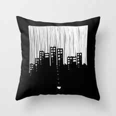 City eScape Throw Pillow
