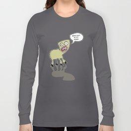 Heels! Long Sleeve T-shirt