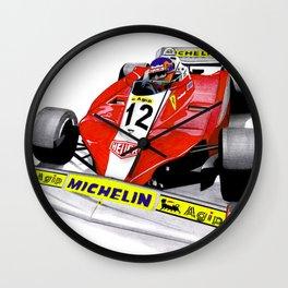 Gilles Wall Clock