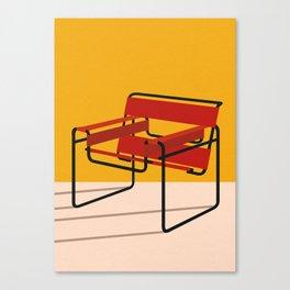 Marcel Breuer Wassily Chair Canvas Print
