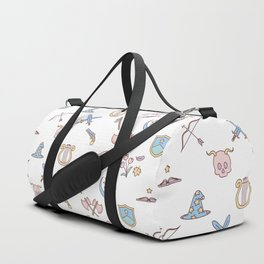 Cute Dungeons and Dragons classes Duffle Bag