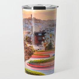 San Francisco 01 - USA Travel Mug