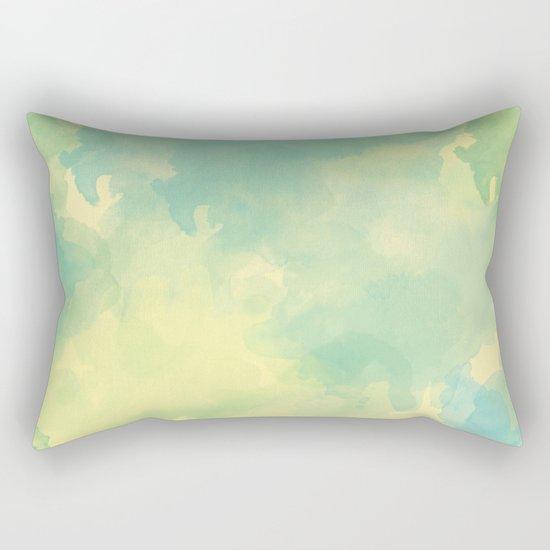 Abstract 42 Rectangular Pillow