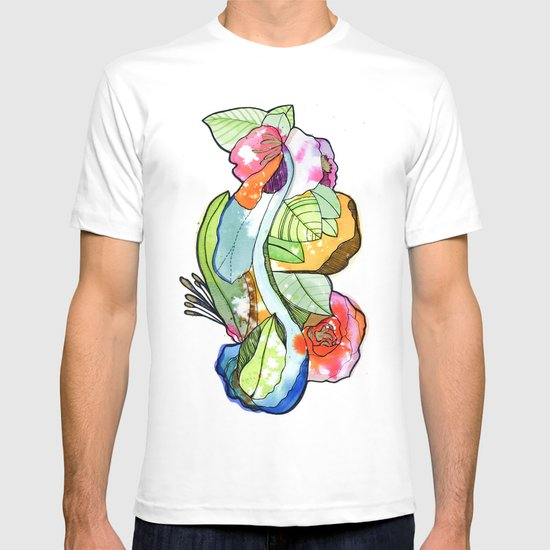 Flower Heart T-shirt