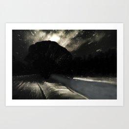 Sun of Nav' Art Print