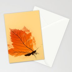 Seasons change - T-shirt Stationery Cards