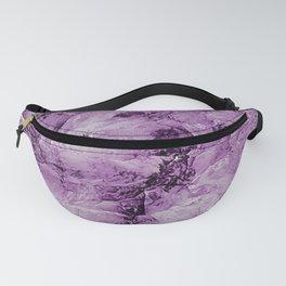 Purple Agate Fanny Pack