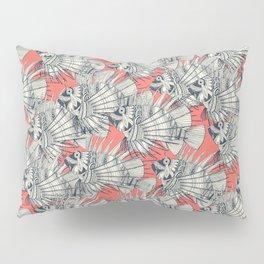 fish mirage living coral Pillow Sham