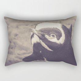 Adorable African Penguin Series 4 of 4 Rectangular Pillow