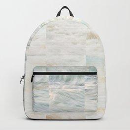 Beach Tiles Backpack