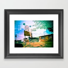 Transportation Framed Art Print