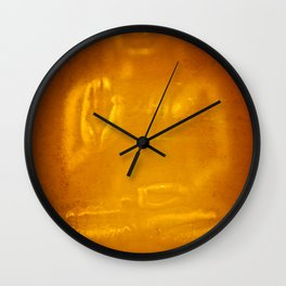 Buddha from Thailand  Wall Clock
