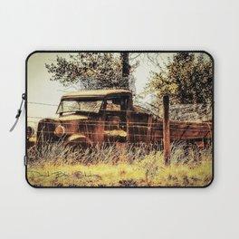 Model T Truck Laptop Sleeve