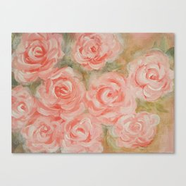 Floral Medley Canvas Print