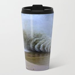 Storm-Powered Corkscrew (Chicago Waves Collection) Travel Mug