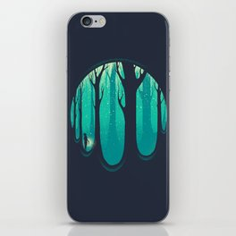 Lonely Dream iPhone Skin