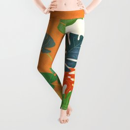 Colorful Branching Out 03 Leggings