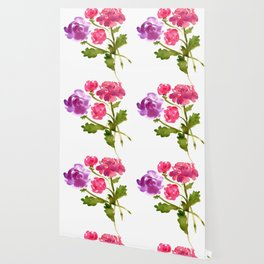 Floral No. 1 Wallpaper