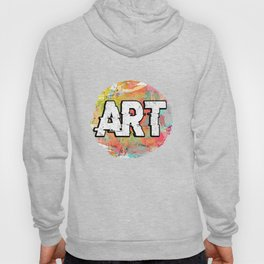 Abstract Art Lover Hoody