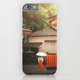 Fushimi-Inari 2 iPhone Case