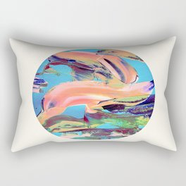 Psychotropic II Rectangular Pillow