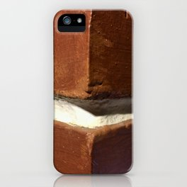 Brick Fireplace iPhone Case