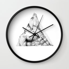 Dood 2 Wall Clock