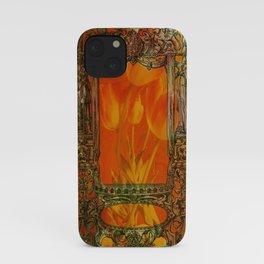Orangerie iPhone Case