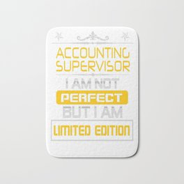 ACCOUNTING-SUPERVISOR Bath Mat