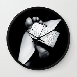 this is a selfish self-awareness, chapter 9 (part 3) Wall Clock