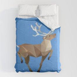 Reindeer. (Prancer) Comforters
