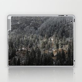 Powdered Mountain Laptop & iPad Skin