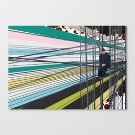 TWM4 Canvas Print