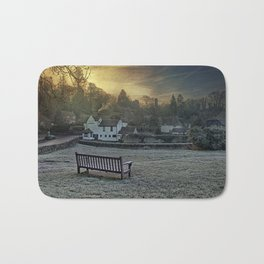 Loose Hill And Chequers Bath Mat