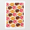 Donut Pattern by kellygilleran
