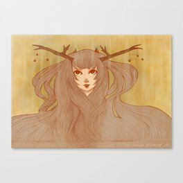 Woodland Spirit Canvas Print