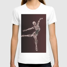 Dancing Lady #pos2 T-shirt