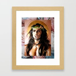 Willy Framed Art Print