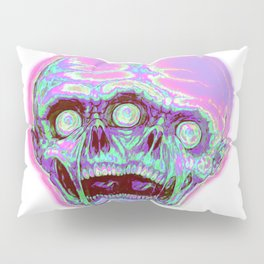 Siamese zombie Pillow Sham