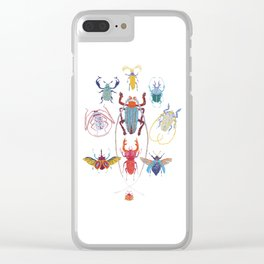 Stitches: Bugs Clear iPhone Case