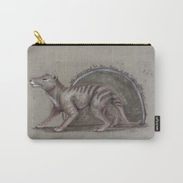 We Worshiped at the Shrine of the Thylacine Carry-All Pouch