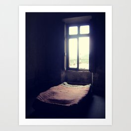 The Bed - 3 Art Print