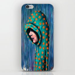 April Showers iPhone Skin