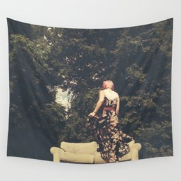 Room(s) With a View Wall Tapestry