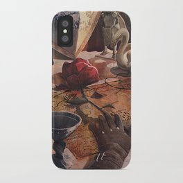 Alistair's Rose iPhone Case
