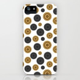 Gol Sun iPhone Case