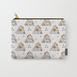 Deathly Hallows Print Carry-All Pouch