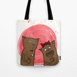 funny valentine Tote Bag