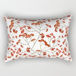 Winter Berries Rectangular Pillow