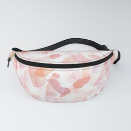 Watercolor Confetti Celebration Pattern Fanny Pack
